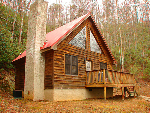 Mountain Cabin Rentals in Brevard NC