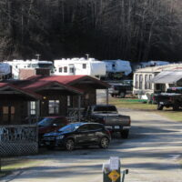 Brevard NC RV Campsite